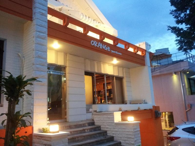Orange Guesthouse Hongdae