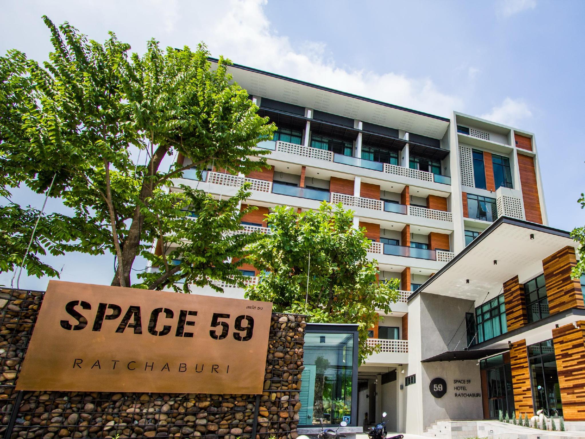 Space 59 Hotel - Hotell och Boende i Thailand i Asien