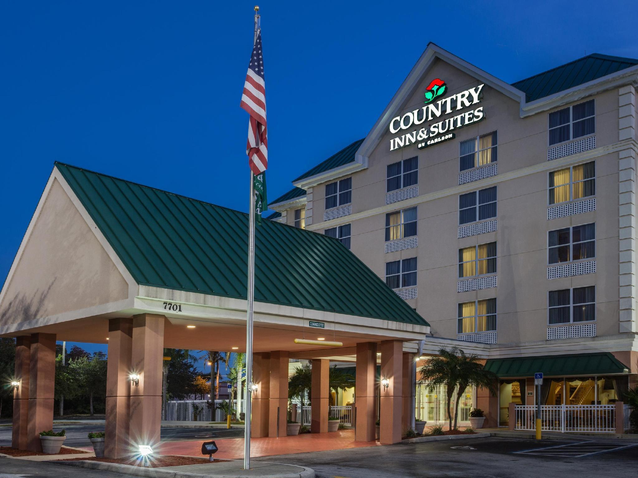 Country Inn & Suites By Carlson Orlando Universal - Orlando