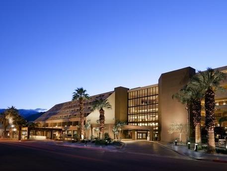 Hyatt Regency Suites Palm Springs Hotel