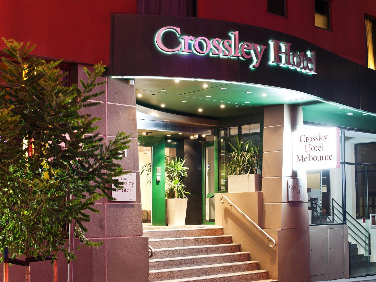 The Crossley Hotel - Hotell och Boende i Australien , Melbourne