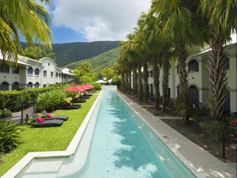 Mango Lagoon Resort and Wellness Spa - Hotell och Boende i Australien , Cairns