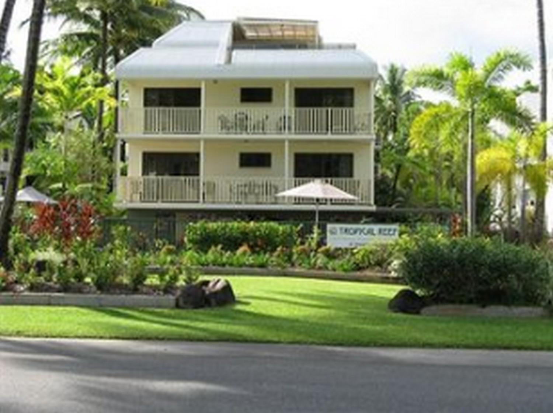 Latitude 16 Tropical Reef Apartments - Hotell och Boende i Australien , Port Douglas
