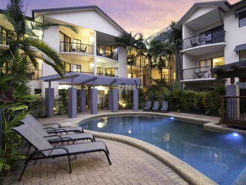 Bay Villas Resort - Hotell och Boende i Australien , Port Douglas
