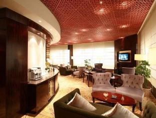 Jiulong Hotel Shanghai - Vestíbulo