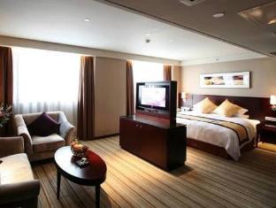 Jiulong Hotel Shanghai - Habitación