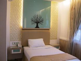 D Villa Residence Hotel Kvala Lumpūras - Svečių kambarys