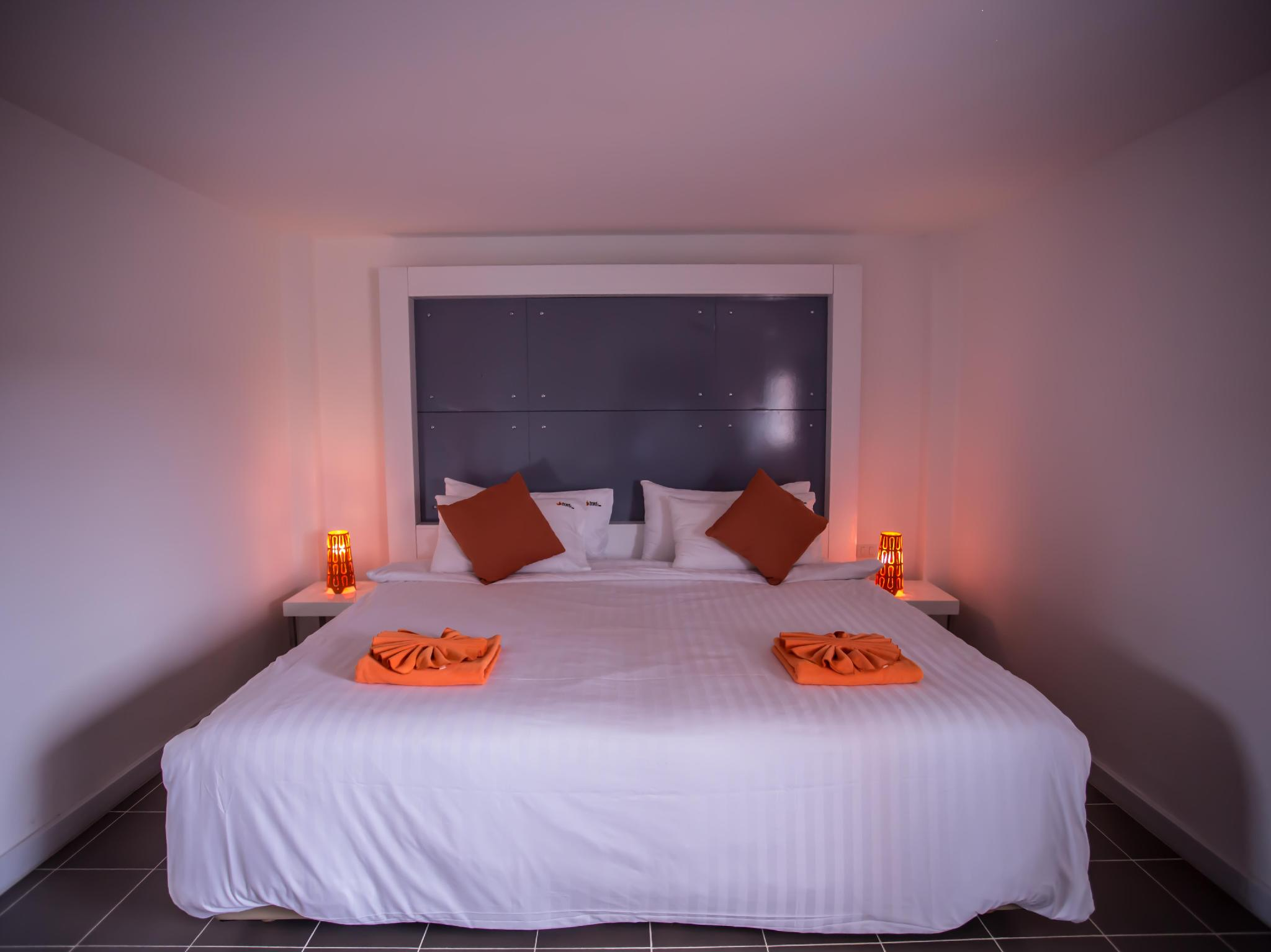 Original Orange Hotel - Hotels and Accommodation in Thailand, Asia
