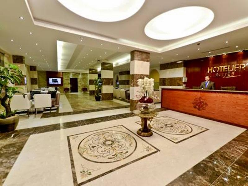 Hotelier Al Izdehar - Hotels and Accommodation in Saudi Arabia, Middle East