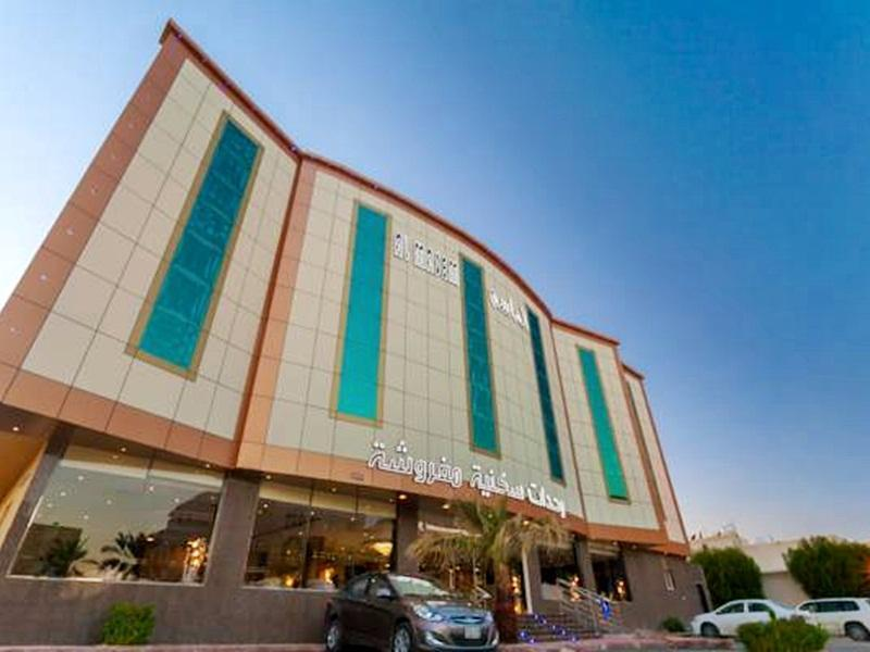 Almasem Luxury Hotel Suites - Hotels and Accommodation in Saudi Arabia, Middle East