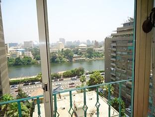 Pharaohs Hotel Cairo - Balcony/Terrace