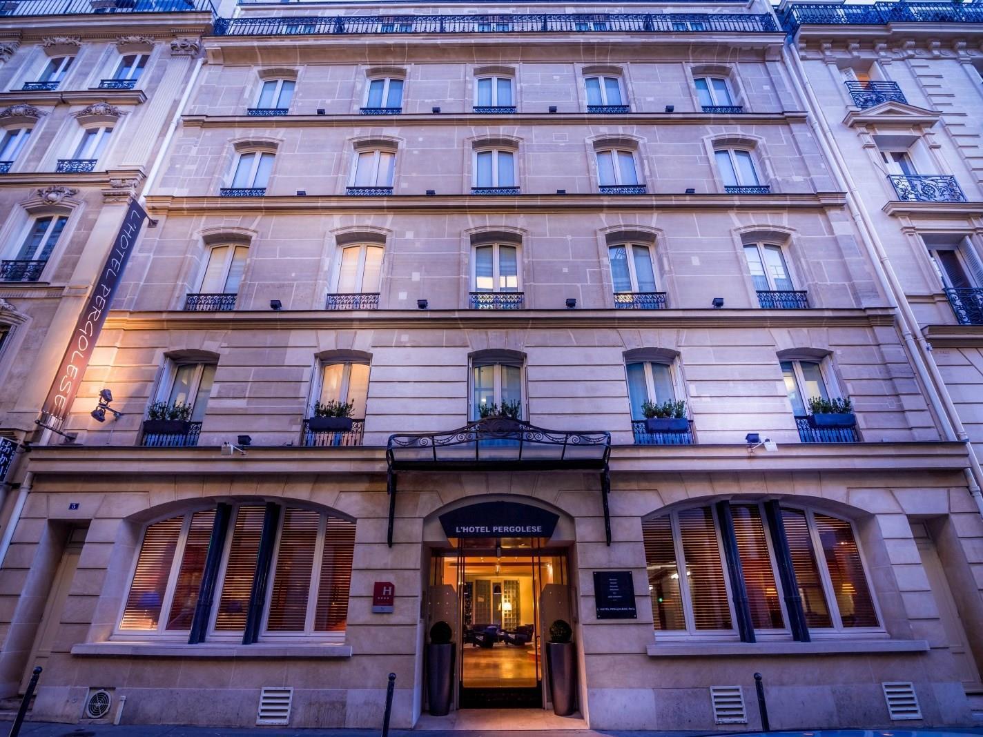 L'Hotel Pergolese - Hotell och Boende i Frankrike i Europa