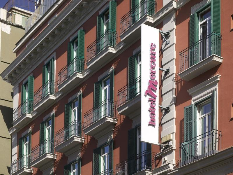 โรงแรมเมอร์เคียว อันโจโยโน นาโปลี ซีทีอาร์
