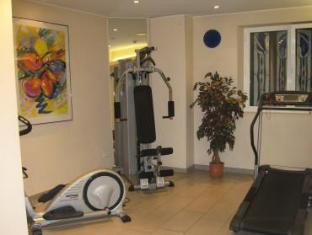 City Hotel Luxembourg - Fitness Room
