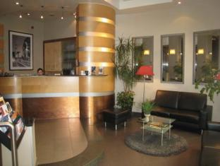 City Hotel Luxembourg - Lobby