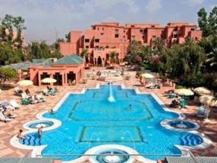 Mansour Eddahbi And Palais Des Congres Hotel Marrakech - Swimming pool