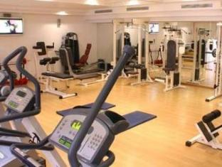 Mansour Eddahbi And Palais Des Congres Hotel Marrakech - Fitness Room