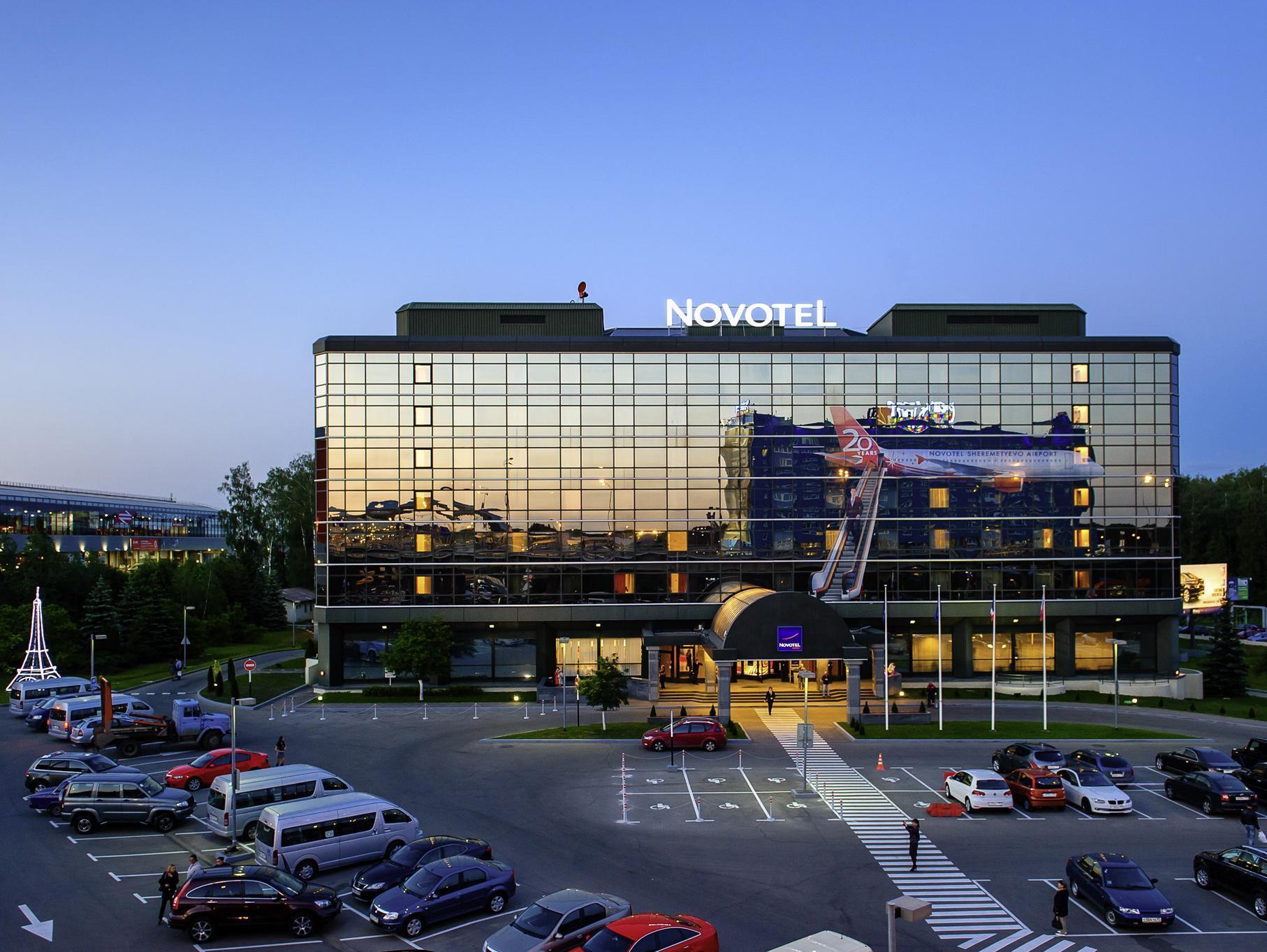 Novotel Moscow Sheremetyevo Airport Hotel