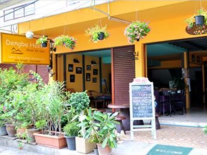 Deng Ba Hostel Chiang Mai - Hotell och Boende i Thailand i Asien