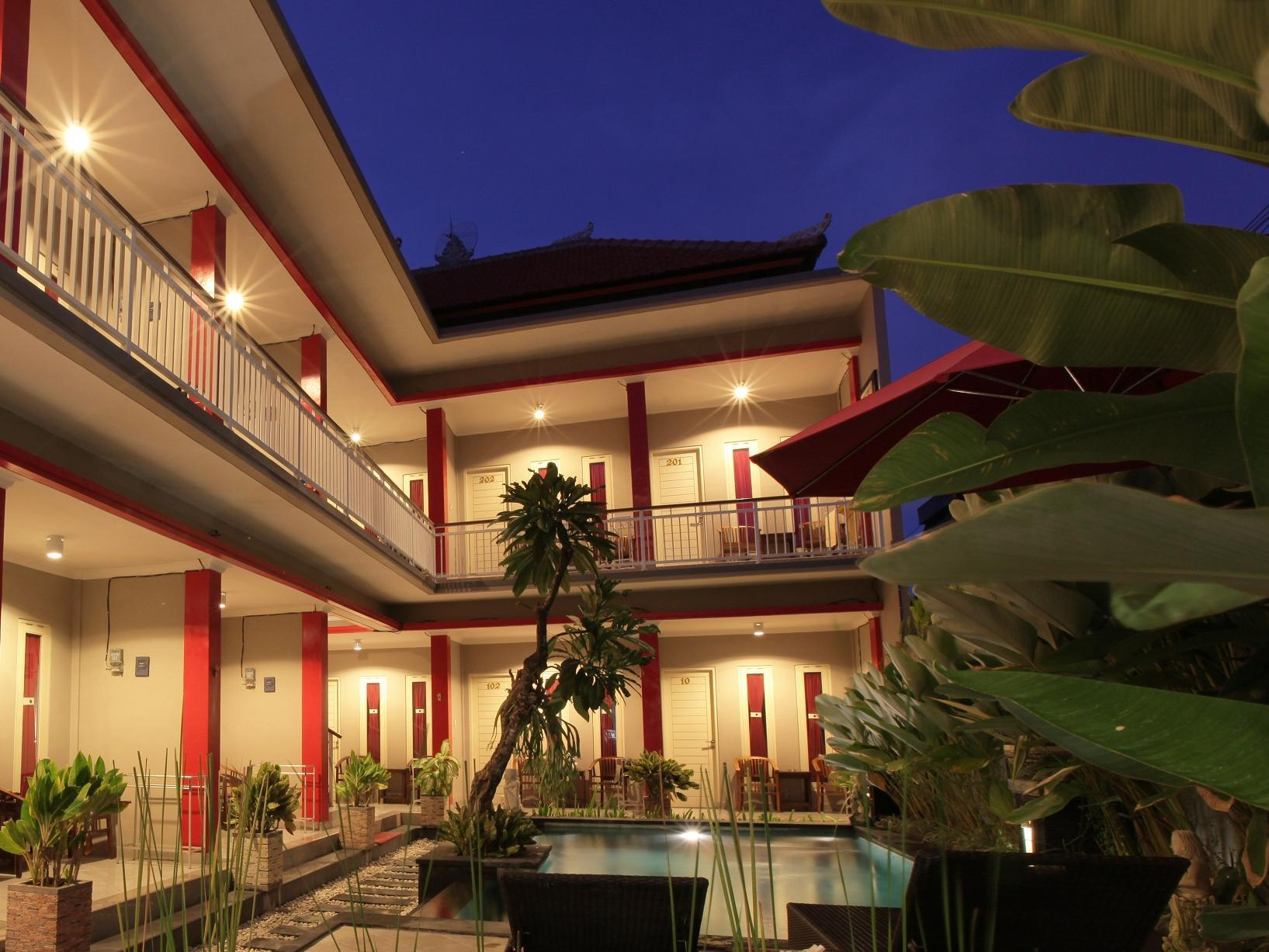 Rabasta Angkul Angkul Beach Inn Kuta