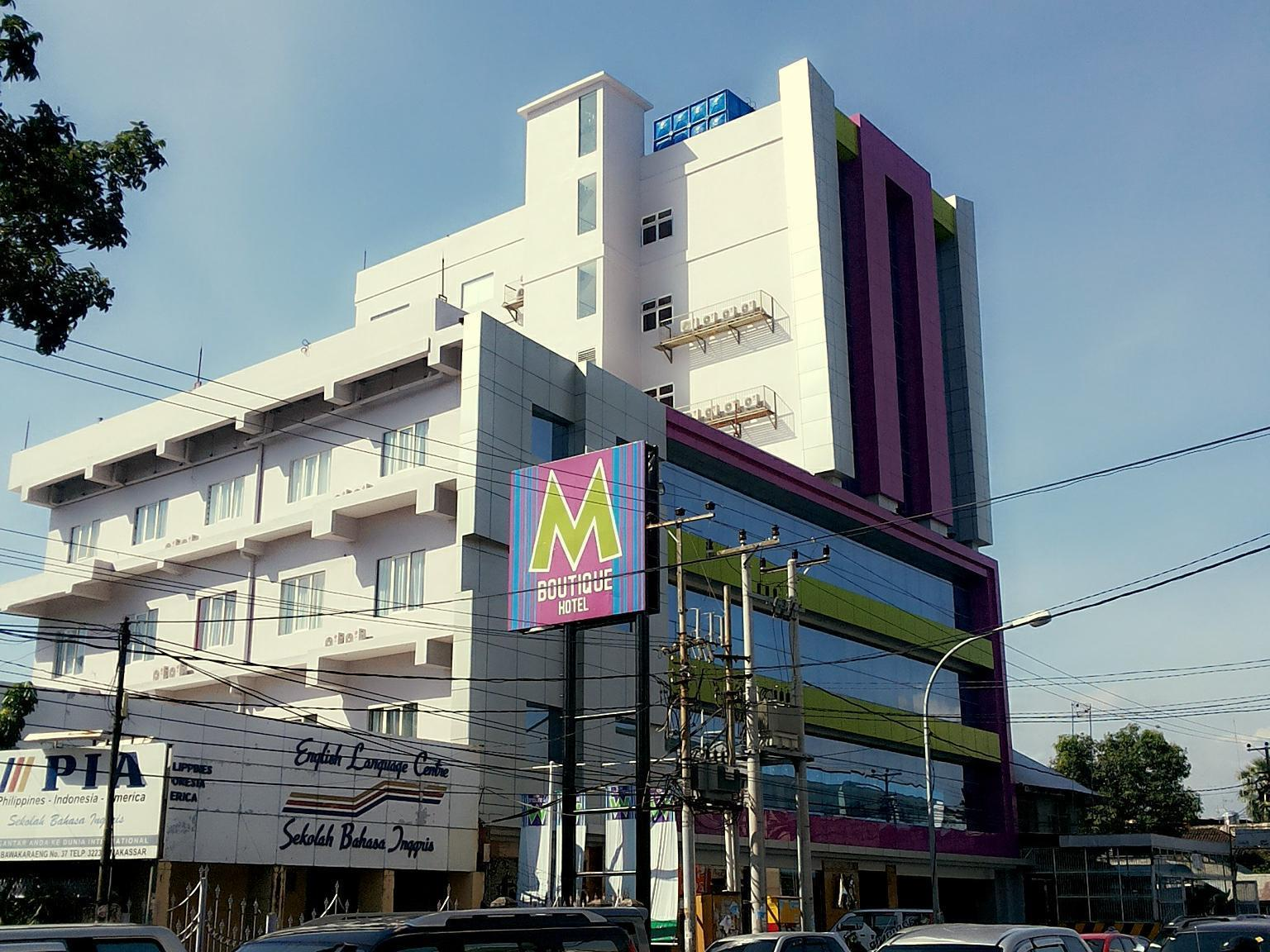 M boutique hotel makassar city center makassar for Great boutique hotels