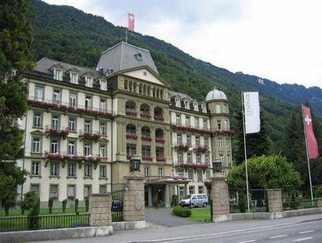 Lindner Grand Beau Rivage Hotel Interlaken