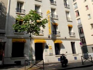 Hotel Balladins Paris 19