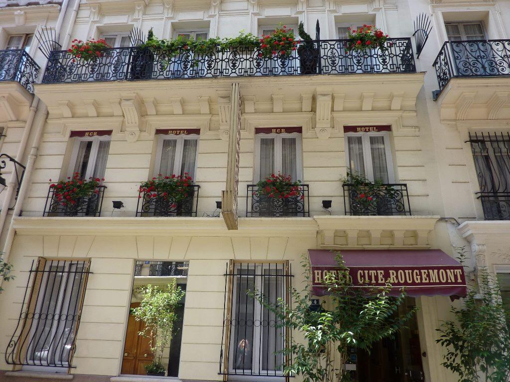 Hotel De La Cite Rougemont - Hotell och Boende i Frankrike i Europa