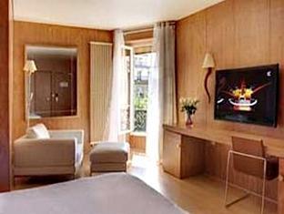 Best Western Hotel Ronceray Opera Parijs - Gastenkamer