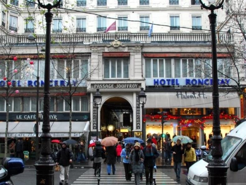 Best Western Hotel Ronceray Opera - Hotell och Boende i Frankrike i Europa