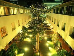 Bangkok Boutique Hotel Bangkok - Hotel Exterior