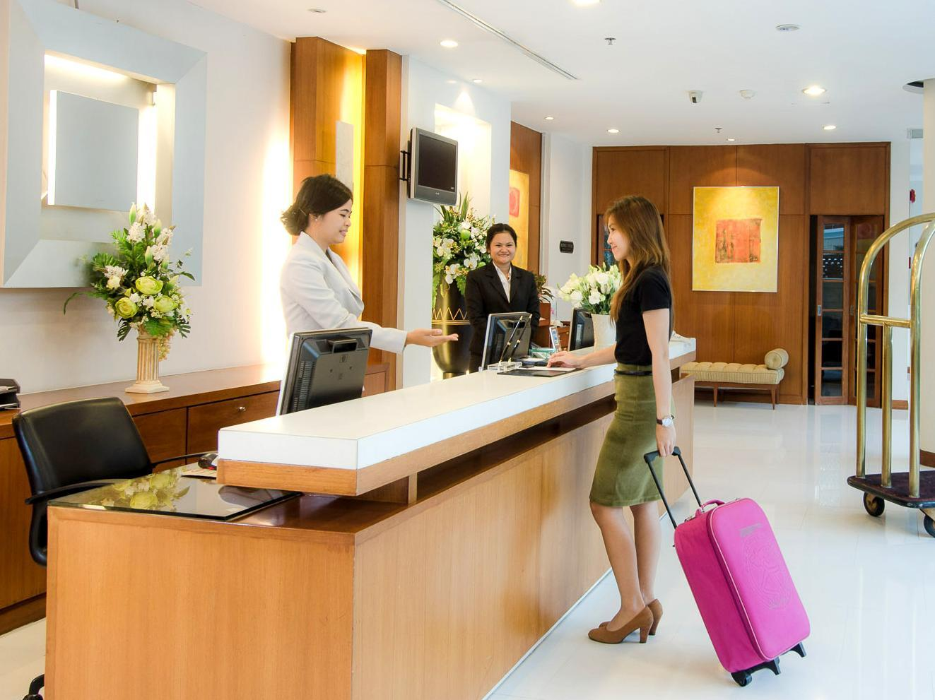 At Ease Saladaeng by Aetas - Hotels and Accommodation in Thailand, Asia