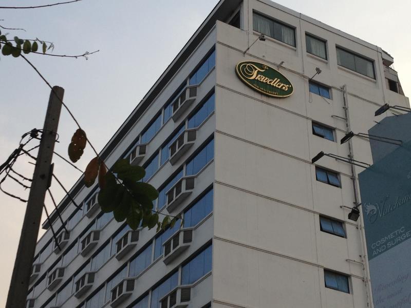 Hotell The Travellers Hotel i , Bangkok. Klicka för att läsa mer och skicka bokningsförfrågan