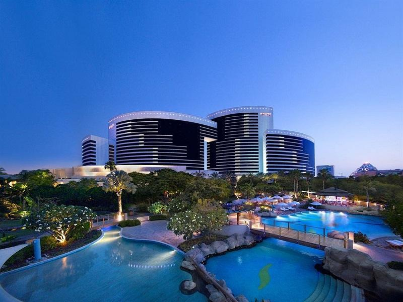 Grand Hyatt Residences - Hotels and Accommodation in United Arab Emirates, Middle East