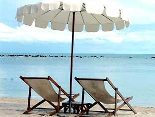 Al's Hut Hotel Samui - Beach