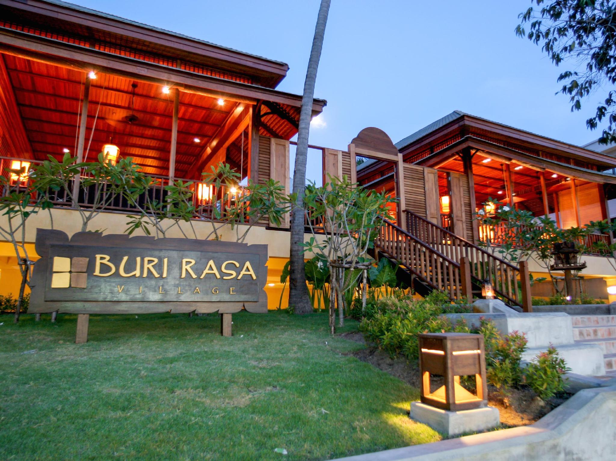 Buri Rasa Village Hotel - Koh Samui