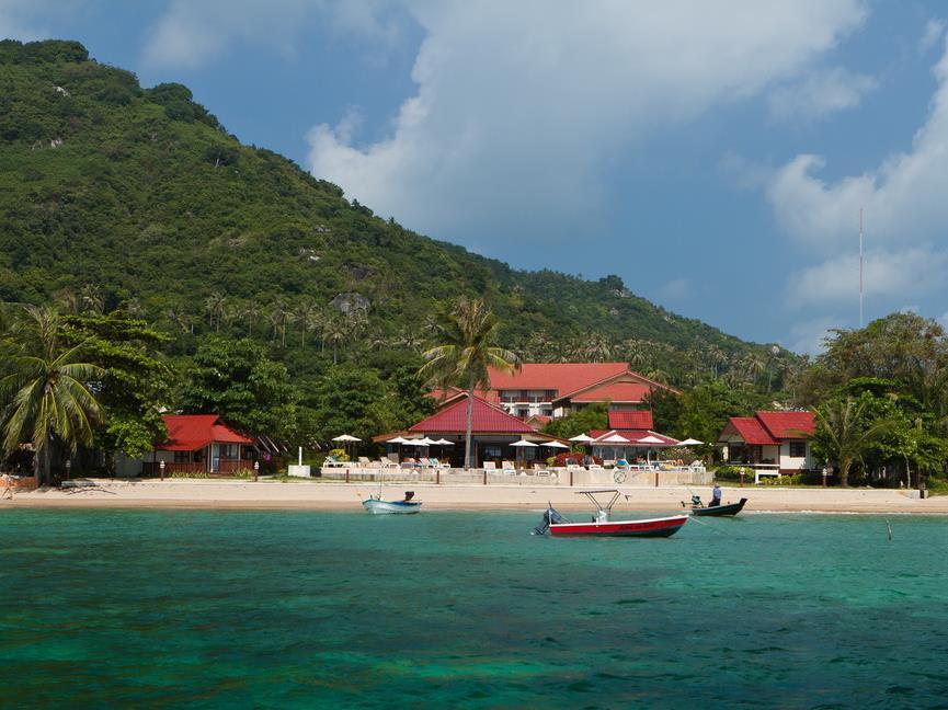 Hotell Best Western Phanganburi Resort i , Koh Phangan. Klicka för att läsa mer och skicka bokningsförfrågan