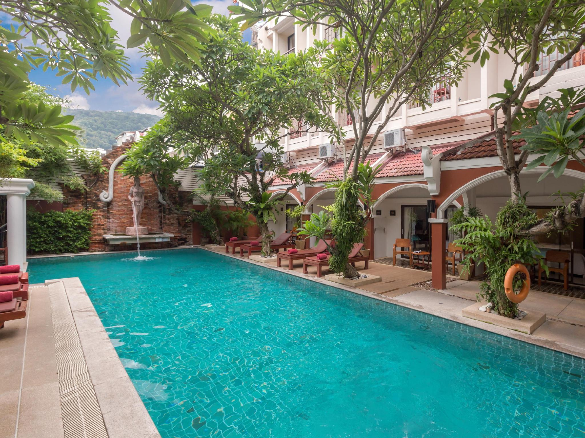 Patong Premier Resort - Hotels and Accommodation in Thailand, Asia