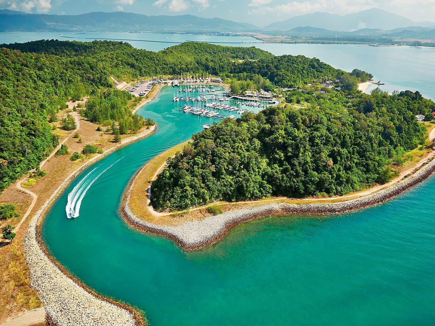 Rebak Island Resort Langkawi - A Taj Hotel