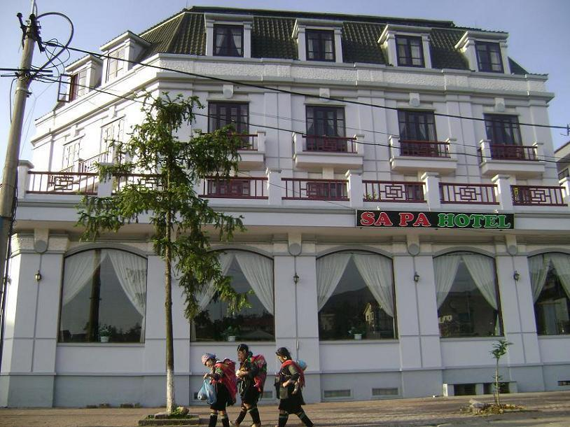 Hotell Sapa Hotel