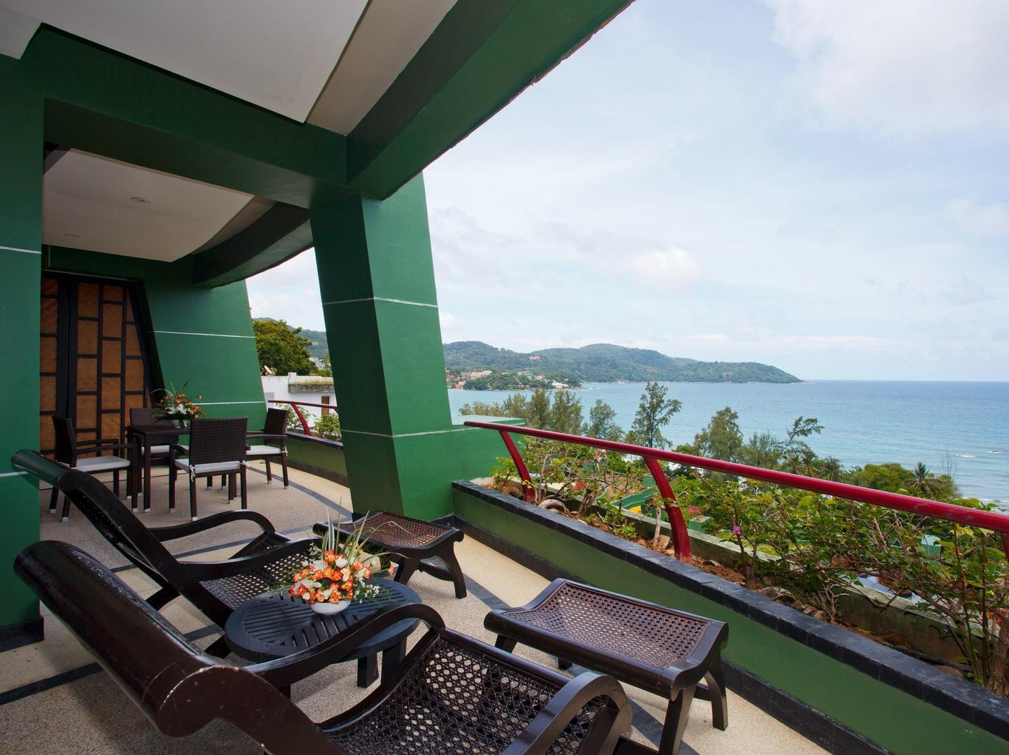 The Aspasia Hotel Phuket - Piscina