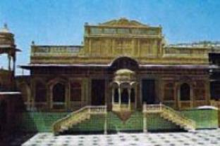 Mandir Palace Hotel - Hotel and accommodation in India in Jaisalmer