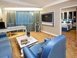 Emperor Hotel מקאו - חדר שינה