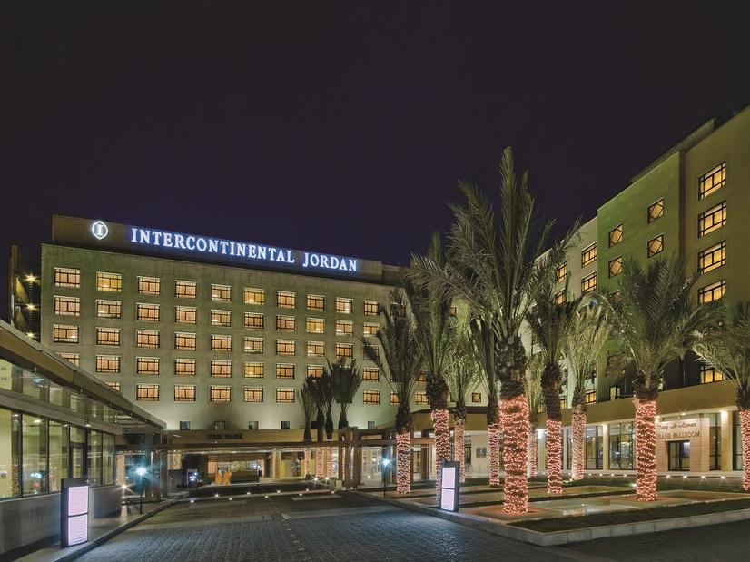 InterContinental Jordan - Hotels and Accommodation in Jordan, Middle East