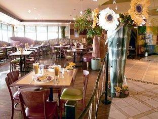 Clarion Hotel And Conference Centre Calgary (AB) - Kaffebar/Café