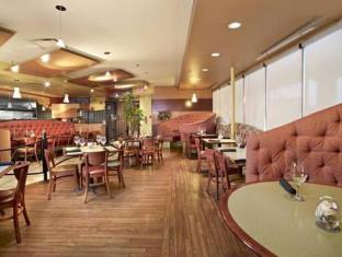 Clarion Hotel And Conference Centre Calgary (AB) - Hotellet indefra
