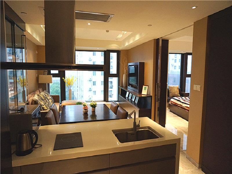 Love Home Serviced Apartment - Huijing Tiandi