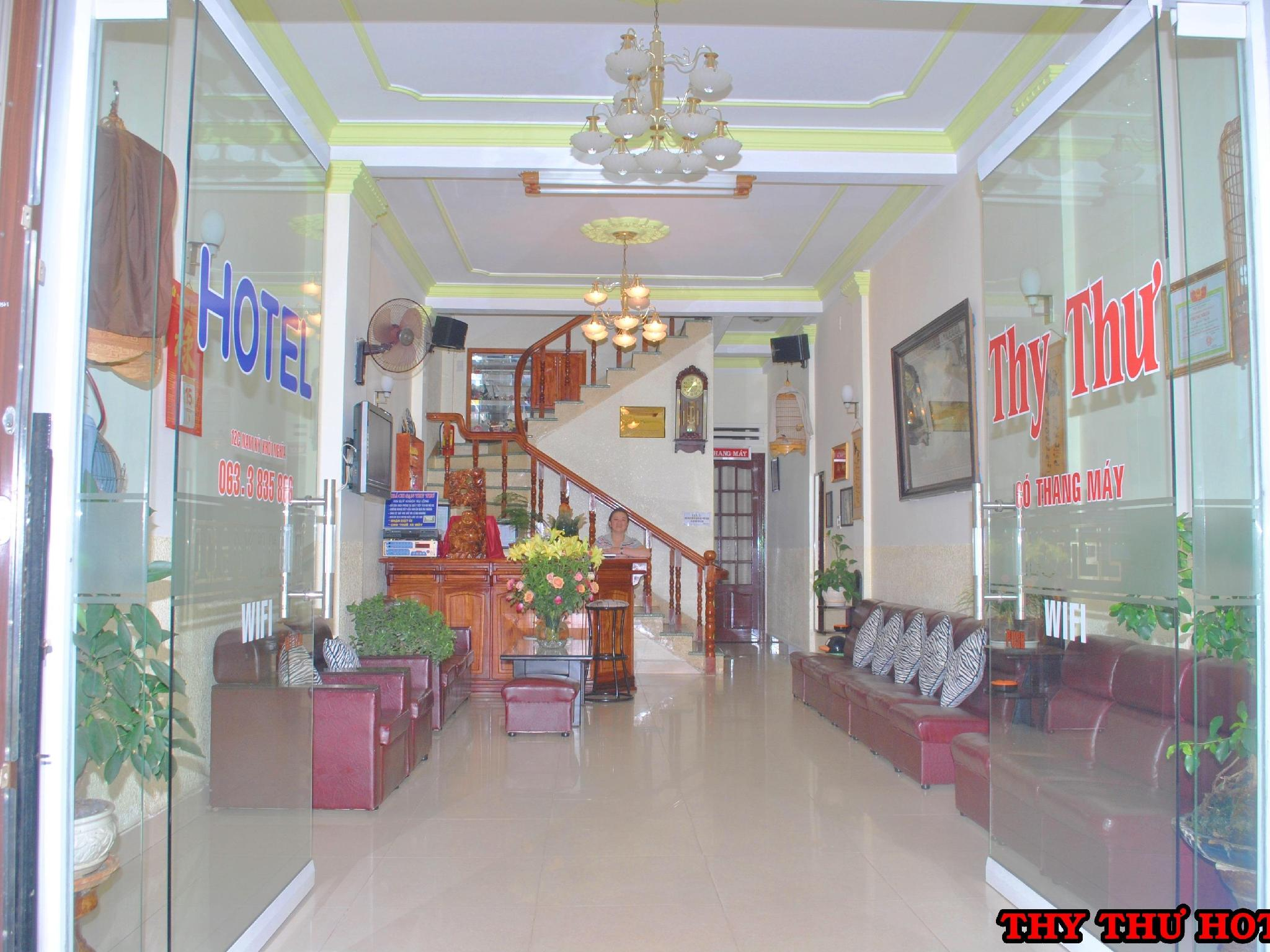 Thy Thu Hotel - Hotels and Accommodation in Vietnam, Asia