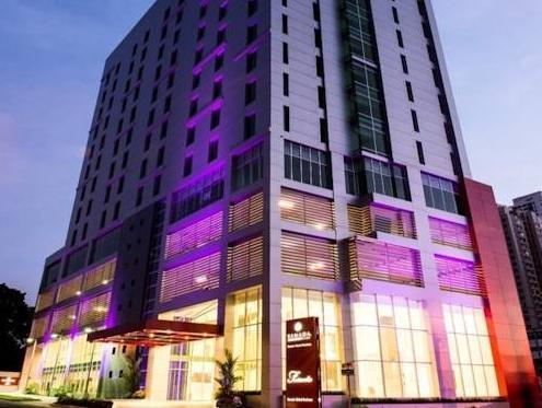 Ramada Plaza Panamá - Punta Pacífica - Hotell och Boende i Panama i Centralamerika och Karibien