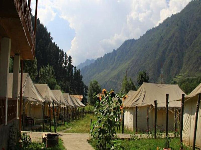 Wilderness Camps Hotel - Sonmarg